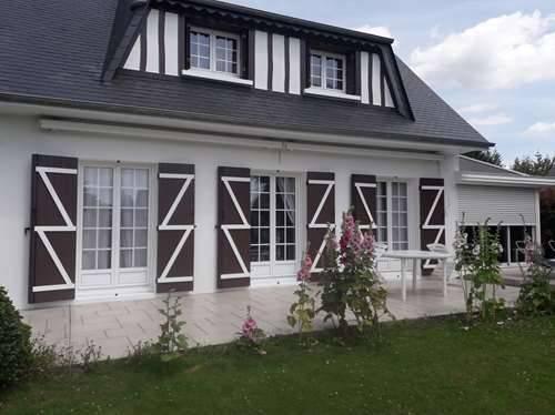 Devis Pour Le Ravalement De Facade D Une Maison Ancienne Proche Rouen 76 La Maison Des Couleurs A Terre De Caux